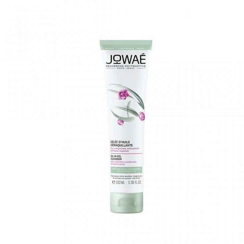 Jowaé Oil in Gel Cleanser Make-up remover