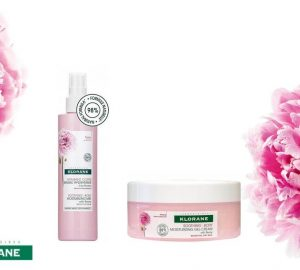 Klorane Peony Body Products