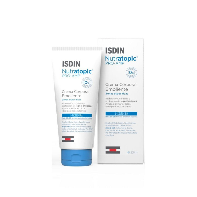 ISDIN Nutratopic Pro-AMP Emollient Cream for Atopic Skin