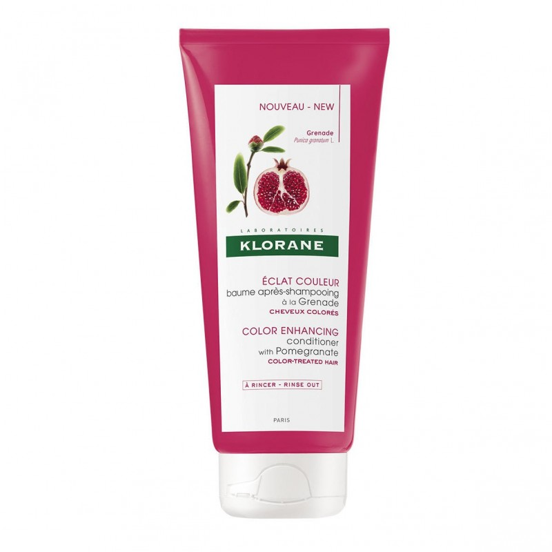 Klorane Color Enhancing Conditioner with Pomegranate