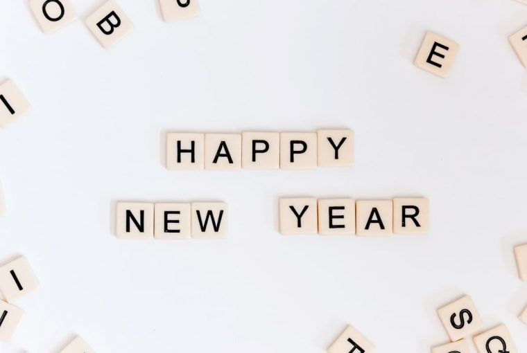 Happy new year twelve wishes for 2021